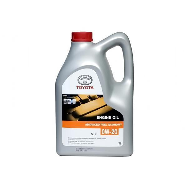 Toyota Engine Oil   advanced fuel economy